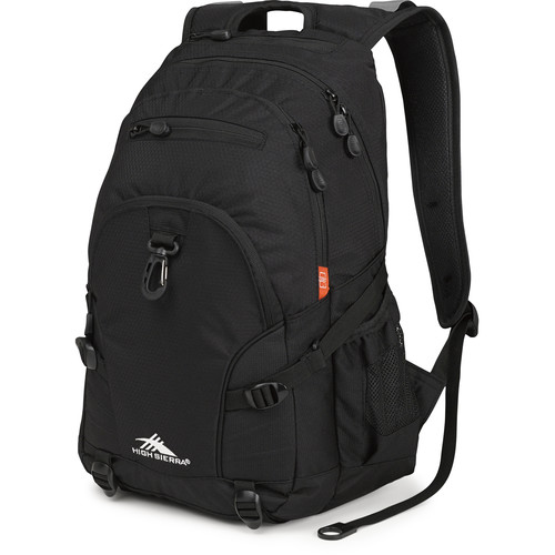 High Sierra Loop Backpack (Black)