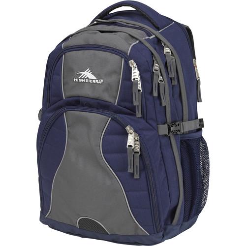 High Sierra Swerve Backpack (True Navy/Mercury)
