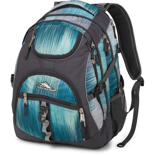 High Sierra Access Backpack (Haze / Mercury)