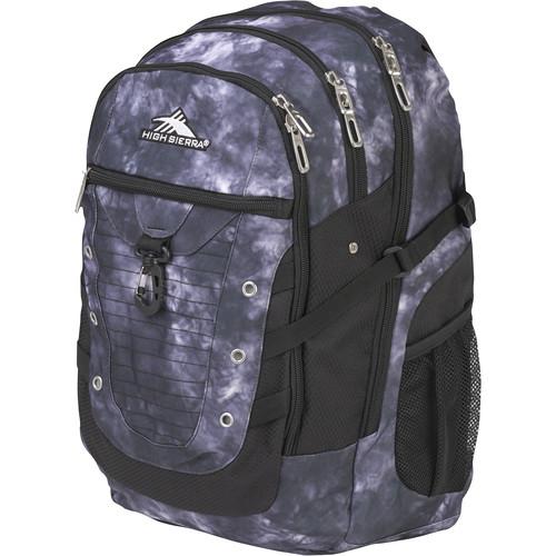 High Sierra Tactic Backpack (Atmosphere / Black)