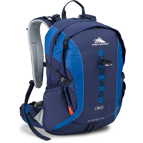 High Sierra Cirque 30 Day Pack (Royal / Navy)