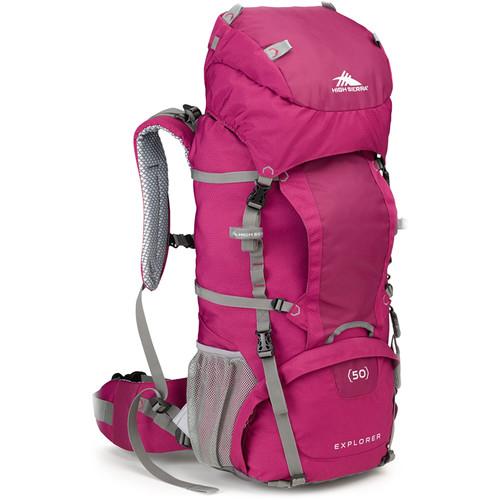 High Sierra Women's Summit 40 Internal Frame Pack (Boysenberry, Ash)
