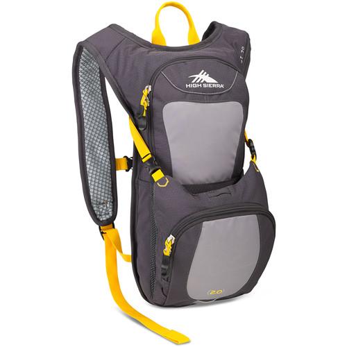 High Sierra Quickshot 70 Hydration Pack (Mercury / Ash / Yellow)
