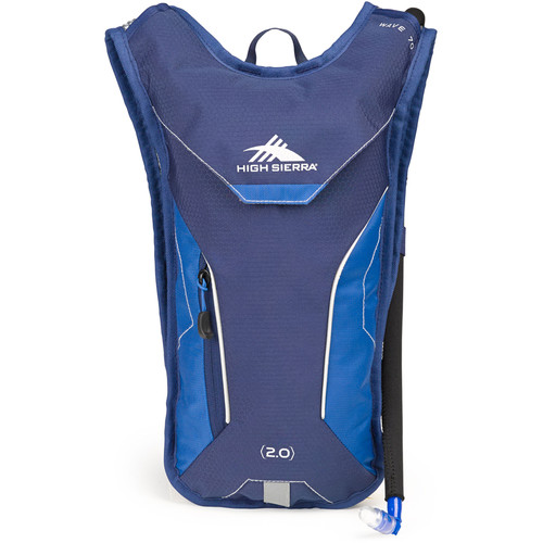 High Sierra Wave 70 Hydration Pack (True Navy/Royal)