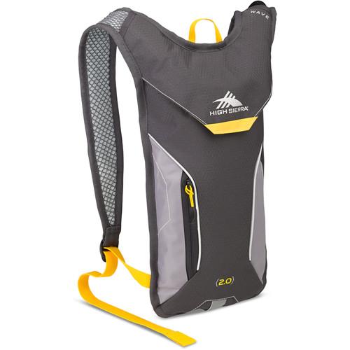 High Sierra Wave 70 Hydration Pack (Mercury/Ash/Yellow)