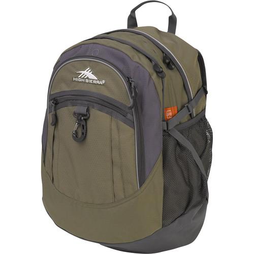 High Sierra Fatboy Revamp Backpack (Moss/Mercury)