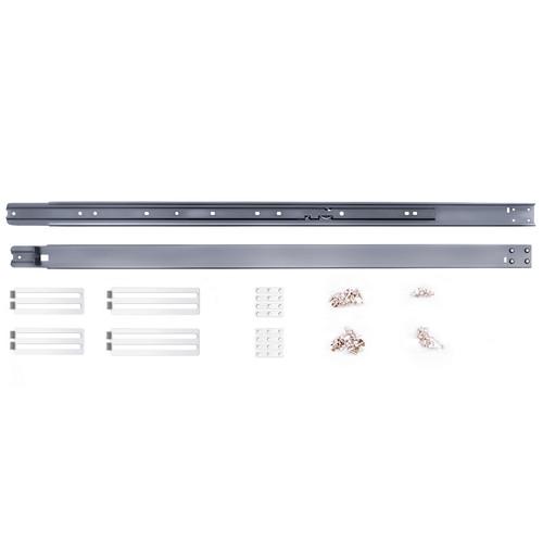 "HighPoint 28"" Friction Slide Rail Kit for RocketStor / NA Series Rackmount Chassis"