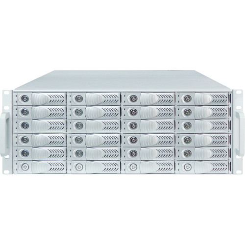 HighPoint 4U 24-Bay Thunderbolt 2 Storage and 3-Slot PCIe Expansion Enclosure
