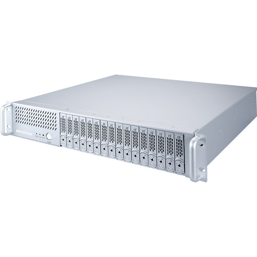 "HighPoint 2U 16-Bay Storage and 3-Slot PCIe Thunderbolt 2 Expansion Enclosure (2.5"" Disk Trays)"