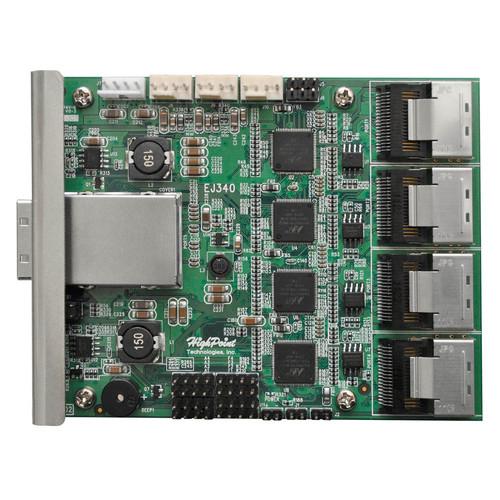 HighPoint Rocket EJ340 6 Gb/s 16-Channel SATA Expander Module