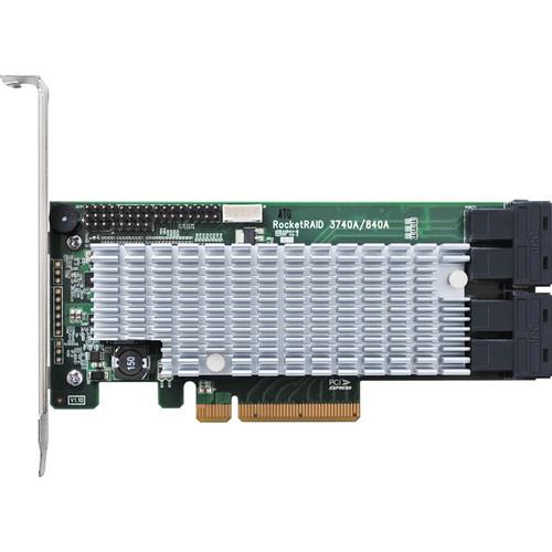 HighPoint Rocketraid 2840A 6Gb/s SAS/SATA RAID Host Bus Adapter