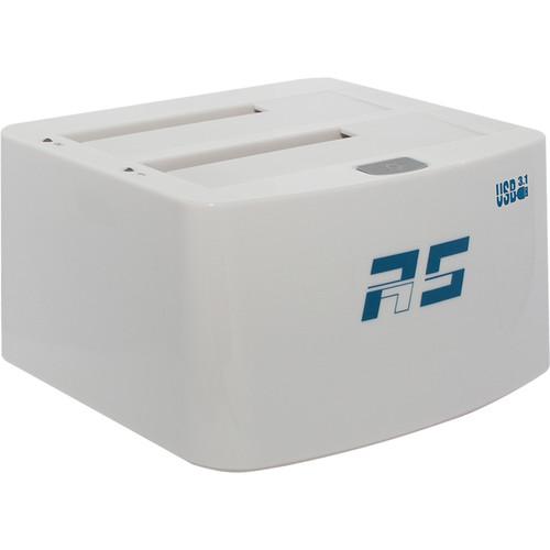 HighPoint RocketStor 3112C Dual-Bay USB 3.1 Type-C Drive Dock