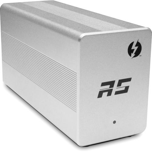 HighPoint RocketStor 6324L Single Mini-SAS to Thunderbolt 2 Adapter