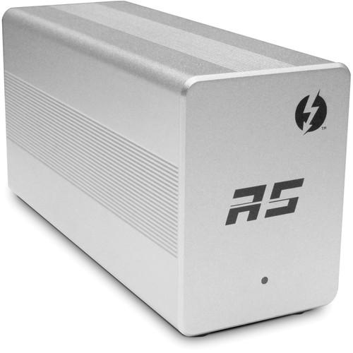 HighPoint RocketStor 6328L Dual Mini-SAS to Thunderbolt 2 Adapter