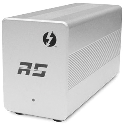 HighPoint RocketStor 6351A Thunderbolt 2 I/O Dock (with Cable)