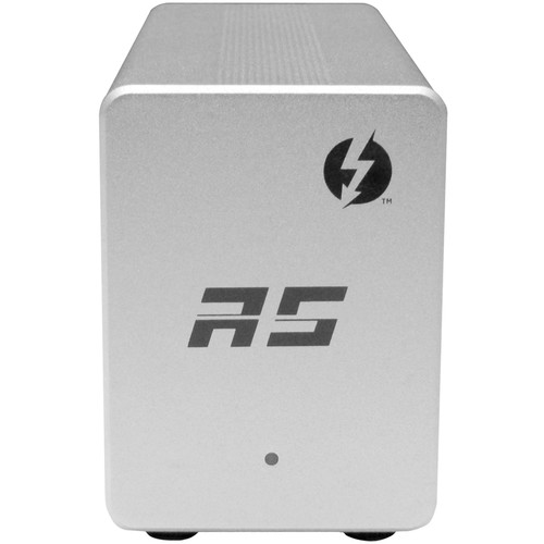 HighPoint RocketStor 6351A Thunderbolt 2 I/O Dock Kit (with 3' Cable)