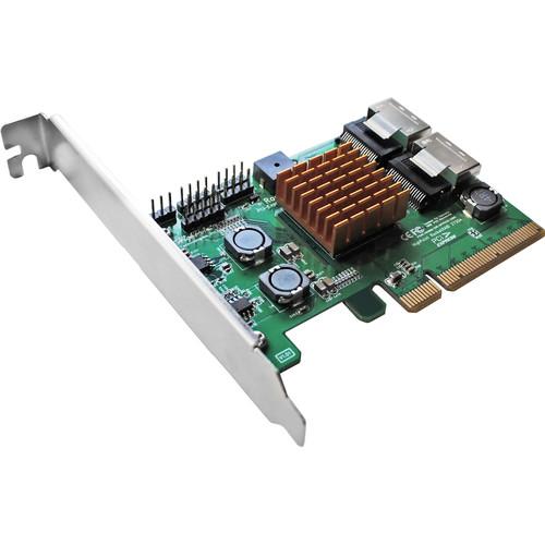 HighPoint Rocketraid 2720A 8-Channel 6Gb/S Pcie 2.0 X8 Sas/Sata Raid Controller