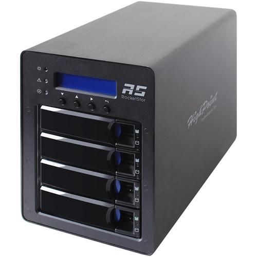 HighPoint SSD6540  4-Bay U.2 NVME Raid Storage Enclosure