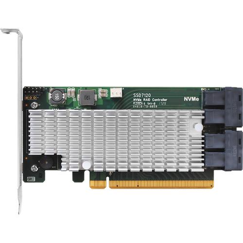 HighPoint Ultra-High Performance Flexible NVMe U.2 RAID Controller
