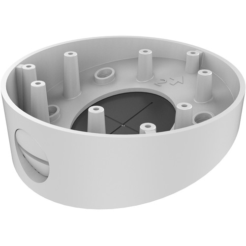 Hikvision AB135 Angled Base for Select Dome Cameras (White)