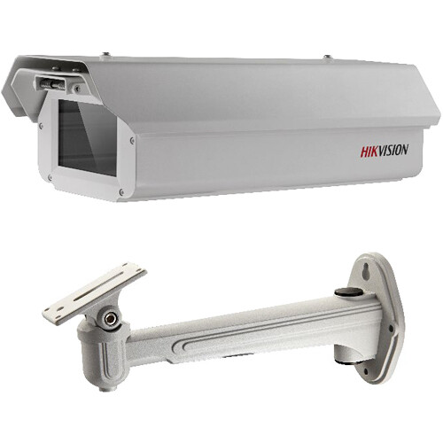 Hikvision CHB Camera Outdoor Box Housing with Wall Bracket