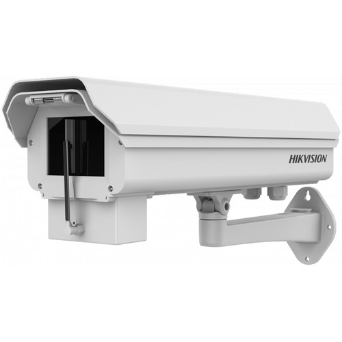 Hikvision CHB-HBW Camera Box IP66 Housing with Heater, Fan, Wiper, and Wall Bracket