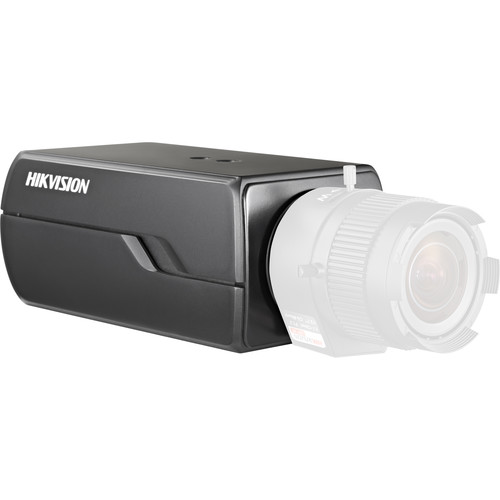 Hikvision Darkfighter Series DS-2CD6026FHWD-A 2MP Network Box Camera with No Lens