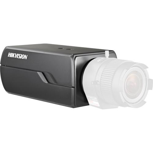 Hikvision DS-2CD6026FHWD-A 2MP Network Box Camera (No Lens)