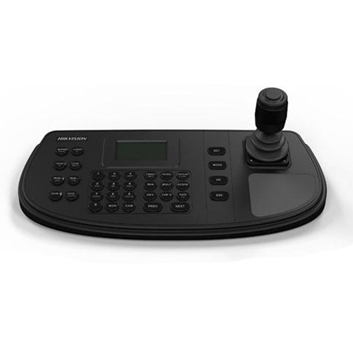 Hikvision 4-Axis Joystick USB Keyboard with RS-232, RS-422 & RS-485 Serial Ports