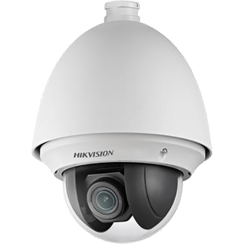 Hikvision Turbo PTZ 1080p Outdoor Day/Night Dome Camera with Heater