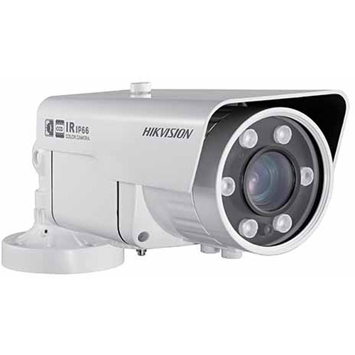 Hikvision DS-2CC12A1N-AVFIR8H 700 TVL Day & Night CCD IR Bullet Camera with 5 to 50mm Varifocal Lens