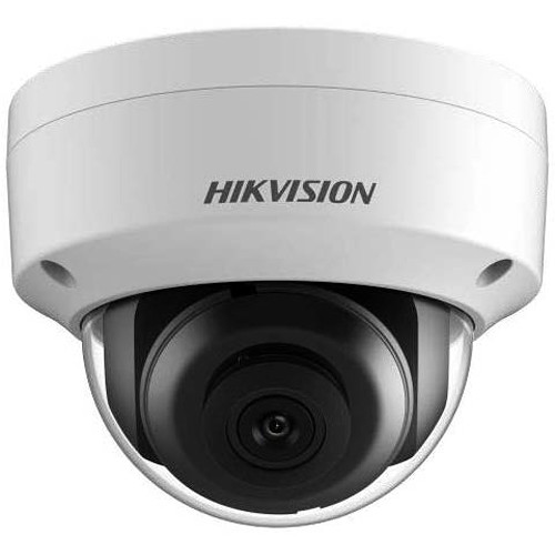 Hikvision Value Series 2MP Ultra-Low Light Outdoor Network Dome Camera with 8mm Lens and Night Vision