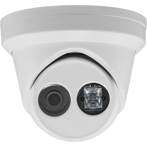 Hikvision 1.3MP EXIR Turret Network Camera with 4mm Lens
