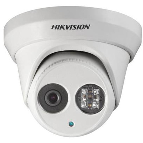 Hikvision Value Series 5MP Outdoor Network Turret Camera with Night Vision and 2.8mm Lens