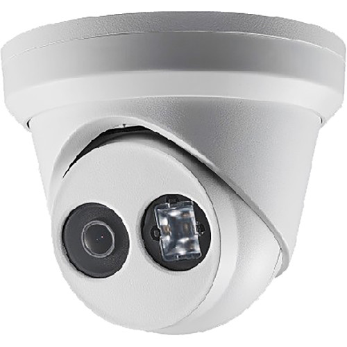 Hikvision DS-2CD2363G0-I 6MP Outdoor Network Turret Camera with Night Vision & 4mm Lens