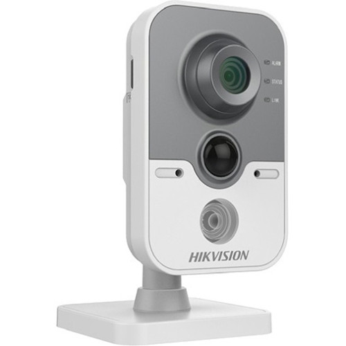 Hikvision DS-2CD2412F-IW 1.3MP Day/Night IR Cube Wireless Network Camera with 4mm Fixed Lens