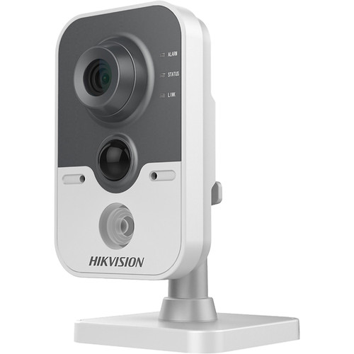 Hikvision DS-2CD2422FWD-IW 2MP Wi-Fi Network Cube Camera with Night Vision & 4mm Lens