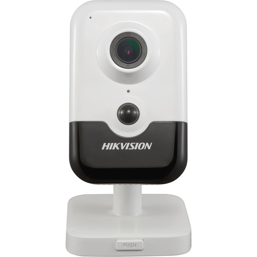 Hikvision DS-2CD2455FWD-IW 5MP Wi-Fi Network Cube Camera with Night Vision & 2.8mm Lens