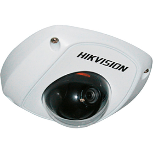 Hikvision 1.3MP Day/Night Mini Dome Camera with 2mm Fixed Lens
