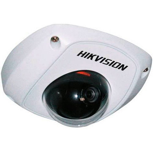 Hikvision 2MP Day/Night Mini Dome Camera with 2mm Fixed Lens