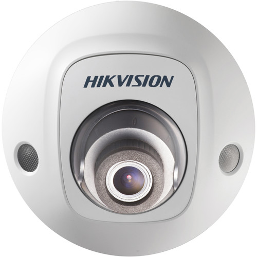 Hikvision 4MP IR Fixed Mini Dome Network Camera with 6mm Lens