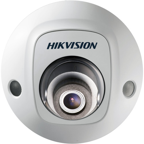 Hikvision DS-2CD2555FWD-IS 5MP Outdoor Network Mini Dome Camera with 2.8mm Lens and Night Vision
