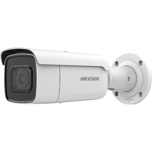 Hikvision 6MP IR Varifocal Network Bullet Camera with 2.8-12mm Motorized Zoom Lens