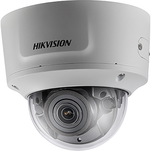 Hikvision DarkFighter DS-2CD2785G0-IZS 8MP Outdoor Network Dome Camera with 2.8-12mm Lens & Night Vision