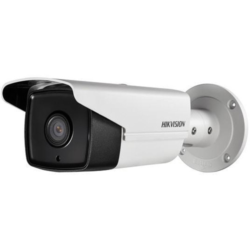 Hikvision DS-2CD2T12-I5 1.3MP EXIR Bullet Network Camera with 4mm Fixed Lens