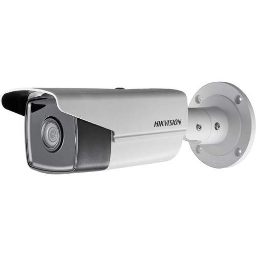 Hikvision 4MP IR Outdoor Fixed Bullet Network Camera with 6mm Lens
