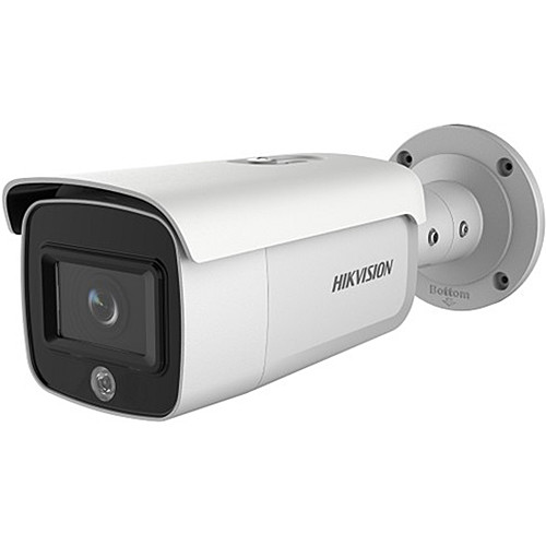 Hikvision AcuSense DS-2CD2T46G1-4I/SL 4MP Outdoor Network Bullet Camera with Night Vision & 4mm Lens