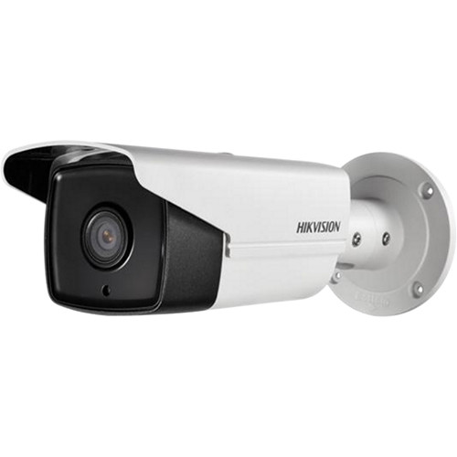 Hikvision Value Series 5MP Outdoor Network Bullet Camera with 6mm Fixed Lens & Night Vision