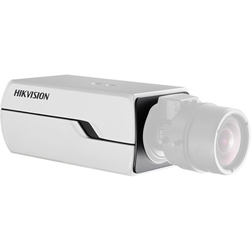 Hikvision Smart Series 2MP Network Box Camera