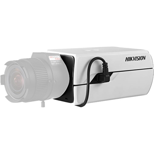 Hikvision Lightfighter Series DS-2CD4025FWD-A 2MP Network Box Camera (No Lens)